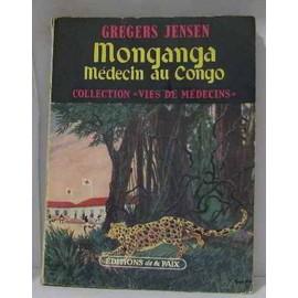 Monganga M�decin Au Congo de Jensen Gregers