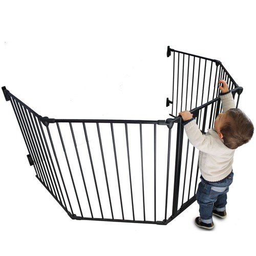 Monsieur bebe barriere ou parc de securite enfant 310cm - Securite porte pour bebe ...