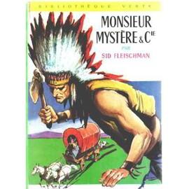 Monsieur Mystere Et Cie de sid fleischman