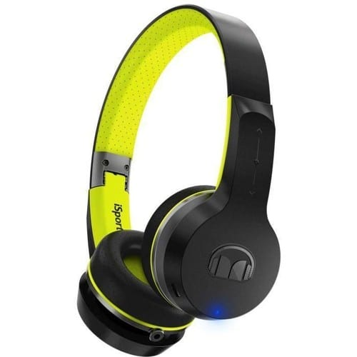 monster isport freedom casque audio sport bluetooth noir. Black Bedroom Furniture Sets. Home Design Ideas