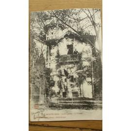 Mont�limar - Jardin Public - Le Chalet