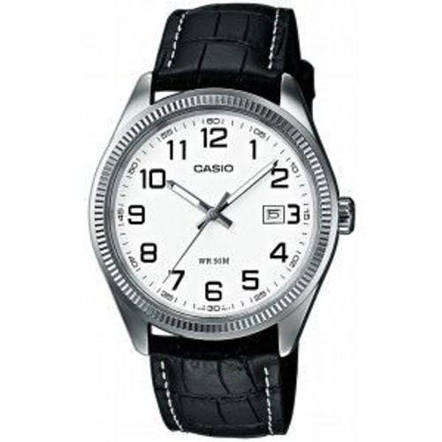 Montre Casio Collection Mtp-1302l-7bvef Bracelet Cuir Noir - Rakuten de95f1f529ef