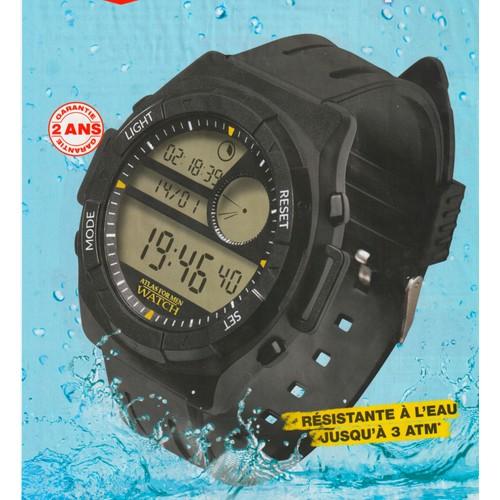 Sport For Atlas Men Watch Digitale Montre Water w0PX8nOk