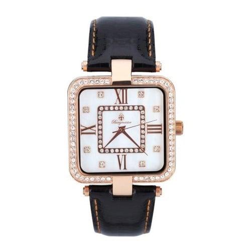 Bracelet Femme Achat Et Cuir 382 Montre Vente Burgmeister 3jcAL54Rq