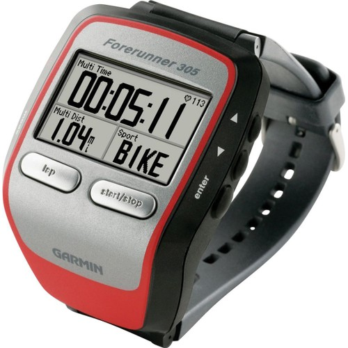 montre gps garmin forerunner 305 pas cher priceminister. Black Bedroom Furniture Sets. Home Design Ideas