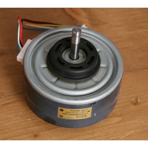 moteur ventilateur de type rrmb3811 pour unit int rieure de climatiseur hitachi ou autre. Black Bedroom Furniture Sets. Home Design Ideas