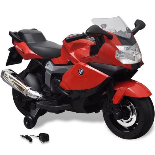 a0e573b17f003 Moto Électrique Bmw 283 Rouge 6 V Pour Enfant Neuf et d occasion