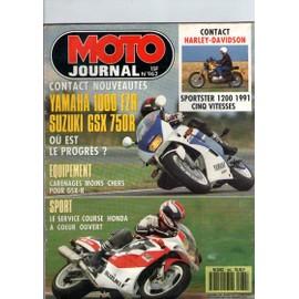 Moto Journal 962