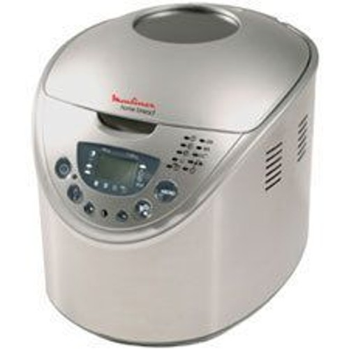 machine à pain moulinex home bread ow3000 inox 650 w pas cher