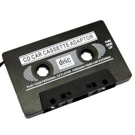 mp power adaptateur cassette de voiture auto radio pour. Black Bedroom Furniture Sets. Home Design Ideas