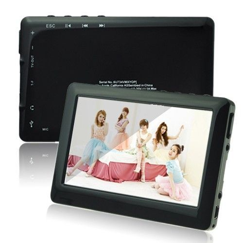 mpman59 lecteur baladeur mp5 mp4 mp3 tactile full hd 1080p. Black Bedroom Furniture Sets. Home Design Ideas