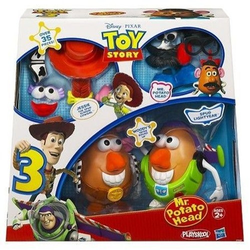 Mr patate disney toy story personnages woody buzz l 39 eclair jessy disneyland - Monsieur patate toy story ...