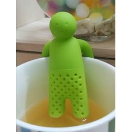 Petite annonce Mr Tea Infuseur À Thé Bonhomme En Silicone - 34000 MONTPELLIER