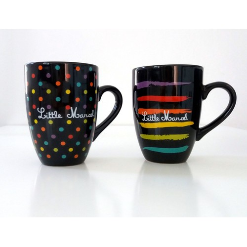 mug little marcel lot de 2 achat et vente priceminister rakuten. Black Bedroom Furniture Sets. Home Design Ideas