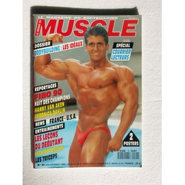 Muscle Et Fitness 91