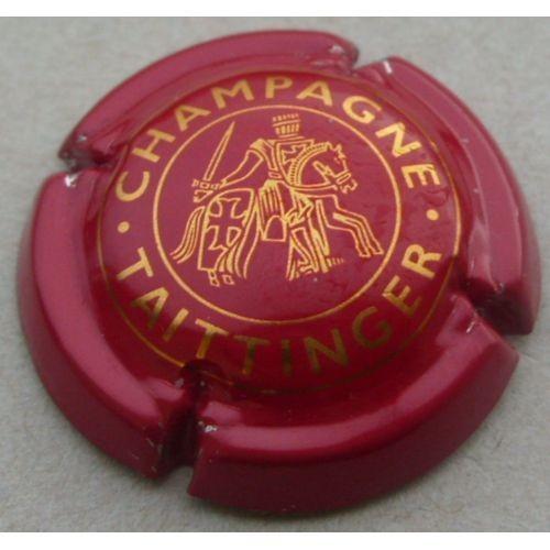 CAPSULE DE CHAMPAGNE TAITTINGER*