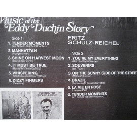 Mon Musique Tu Homme Du Film Seras Eddy Un Duchin Story Fils HH64T