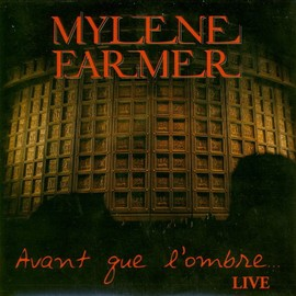 Mylene Farmer : Avant Que L�Ombre (Live) (Cd Single Collector)