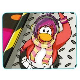 N� 34 - Stickers Image Panini Disney Club Penguin
