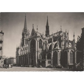 Nancy . - Basilique St - Epvre