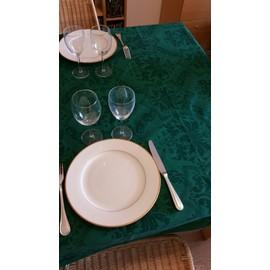 Petite annonce Nappe Beauville Topkapi Vert Foncé,Dim 170x190 État Neuf - 94000 CRETEIL