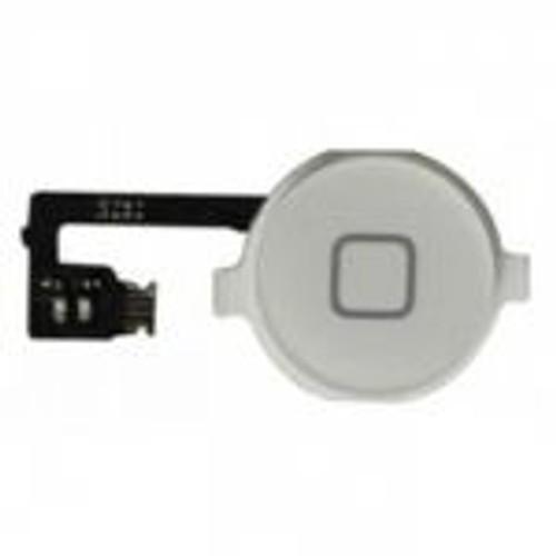 nappe bouton home blanc pour iphone 4 pas cher. Black Bedroom Furniture Sets. Home Design Ideas