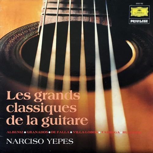 guitare classique narciso yepes