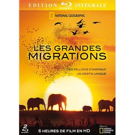 National Geographic - Les Grandes Migrations - �dition Int�grale - Blu-Ray