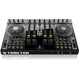 ni traktor kontrol s4 contr leur dj usb achat et vente. Black Bedroom Furniture Sets. Home Design Ideas
