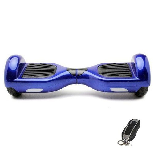 navplus bleu hoverboard 2 wheel 6 5 inch segway self balancing balance scooter gyropodes. Black Bedroom Furniture Sets. Home Design Ideas
