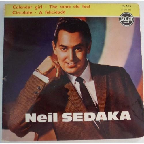 Neil Sedaka Calendar Girl.Neil Sedaka Calendar Girl The Same Old Fool Circulate A Felicidade