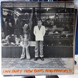 New Boots And Panties - Ian Dury