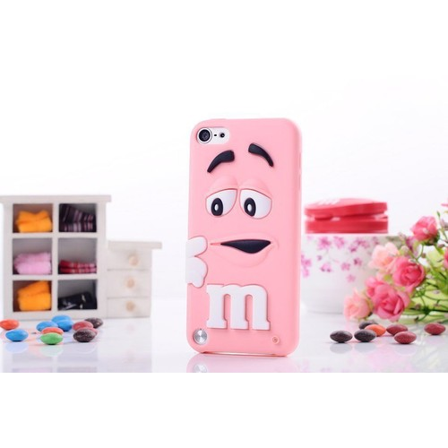 new coque ipod touch 5 m m 39 s rose silicone souple etui. Black Bedroom Furniture Sets. Home Design Ideas