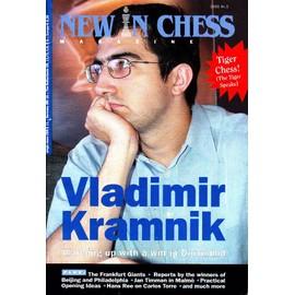New In Chess Magazine 2000/5 Vladimir Kramnik Warming Up With A Win In Dortmund