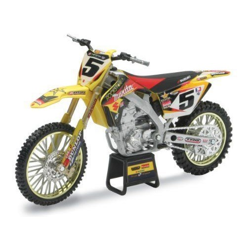 new ray 44103 v hicule miniature moto cross suzuki. Black Bedroom Furniture Sets. Home Design Ideas