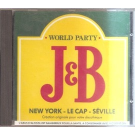 New York Le Cap Seville Jingle Aeroport Decollage Ambiance Musique Zoulou Hotesse - World Party