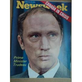 Newsweek 2 Novembre 1970