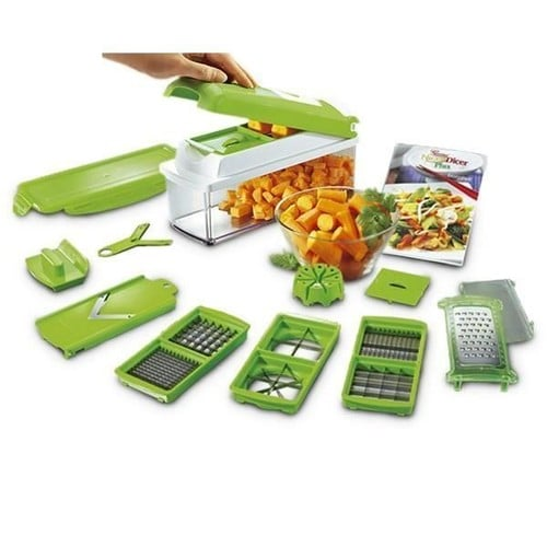 Nicer dicer plus d coupe l gumes et fruits pas cher priceminister rakuten - Nicer dicer coupe legumes ...