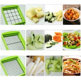 Nicer dicer plus d coupe l gumes et fruits pas cher - Nicer dicer coupe legumes ...