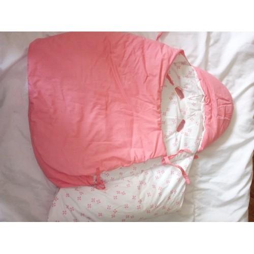 nid d ange rose 0 6 mois achat et vente priceminister. Black Bedroom Furniture Sets. Home Design Ideas