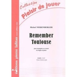 Nierenberger : Remember Toulouse