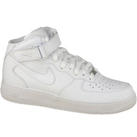 new product 360c8 dcf01 Nike Air Force 1 Mid 07 315123-111 Homme Baskets Blanc  8 photos
