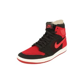 sports shoes 0b7ab cc0e2 Nike Air Jordan 1 Retro Hi Flyknit Hommes Basketball Trainers 919704 001