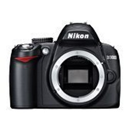 Nikon D3000 - Appareil Photo Num�rique