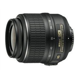 Petite annonce Nikon Nikkor 18-55 mm f/3.5-5.6 G AF-S DX VR - Nikon F - 92000 NANTERRE