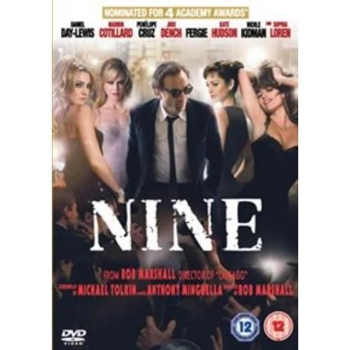nine dvd dvd zone 2 achat vente neuf occasion rakuten. Black Bedroom Furniture Sets. Home Design Ideas