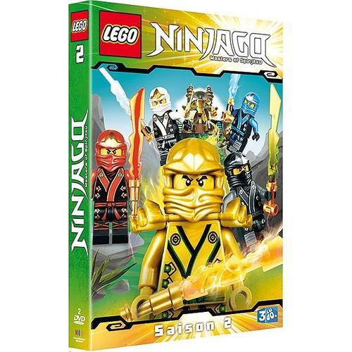 Lego ninjago les ma tres du spinjitzu saison 2 dvd zone 2 - Lego ninjago saison 7 ...