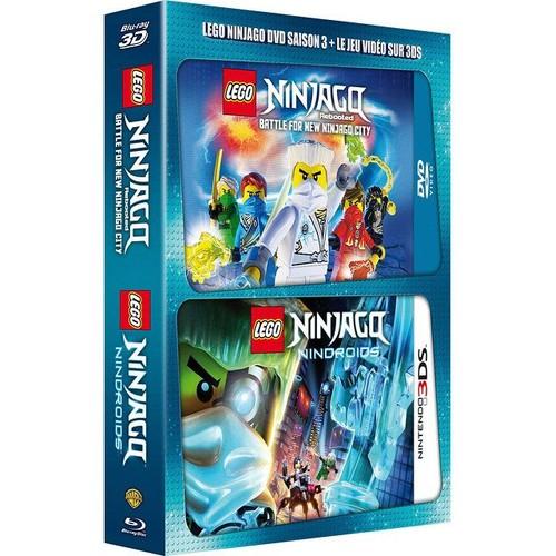 Lego ninjago les ma tres du spinjitzu saison 3 - Ninjago nouvelle saison ...