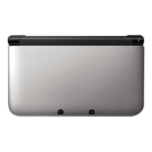 Nintendo 3ds xl console de jeu portable argent e pas cher - Console 3 ds xl pas cher ...