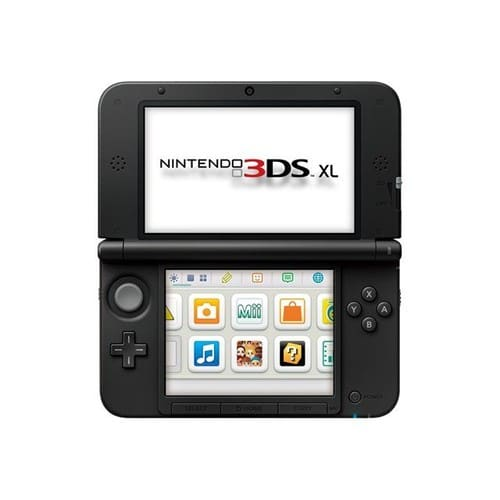 Nintendo 3ds xl console de jeu portable noir pas cher rakuten - Console 3 ds xl pas cher ...